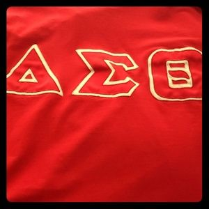 Tops - Delta Sigma Theta Sorority, Inc Shirt